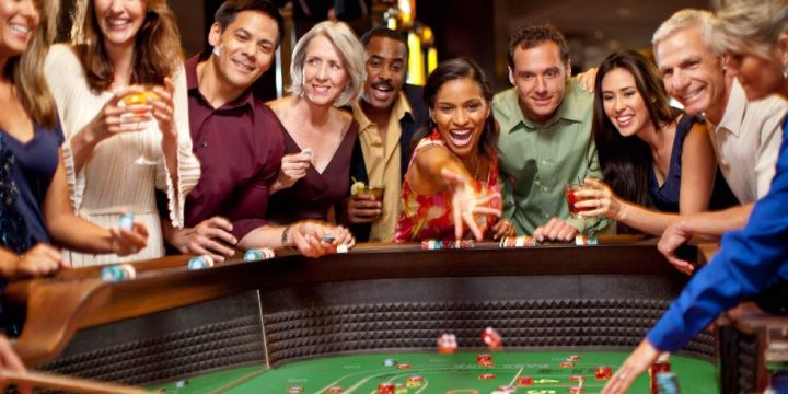 The Benefits Of Online Casino Games