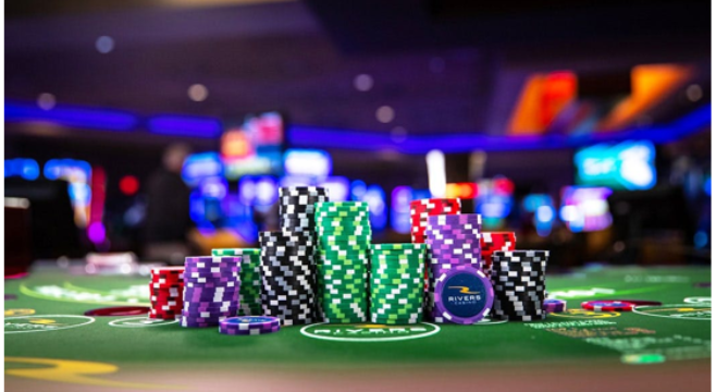 Top Games Types You Will Find On Online Casinos