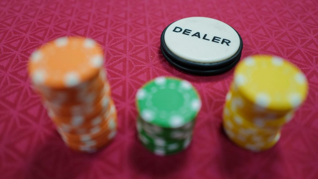 Thinking About How To Produce Your Poker Rock