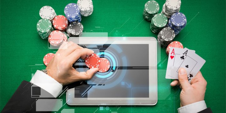 Introducing The simple Option to Gambling
